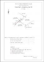 Tsimmi-Peetri katastriüksuse piiri kindlaksmääramise plaan