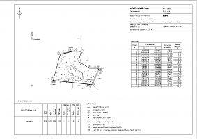 Arumetsa maamõõtmine Tartumaal teostati detsembris 2013. Maamõõtja A.Kirisaare